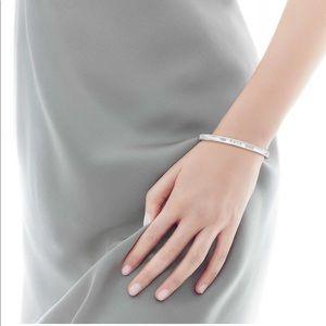 Tiffany and Co. 1837 cuff bracelet